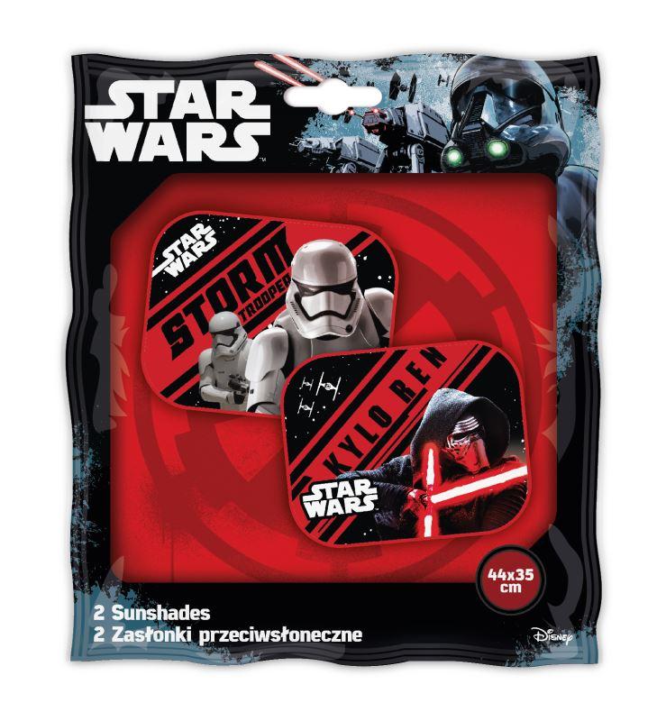"Set 2 parasolare auto ""Star Wars"" SEV9316"
