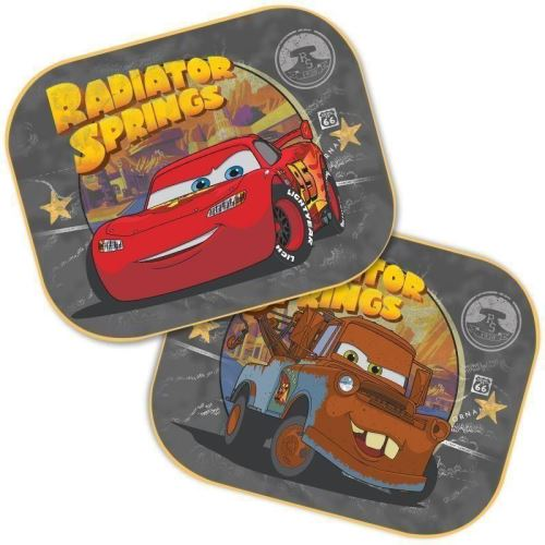 "Set 2 parasolare auto ""Cars"" Disney"