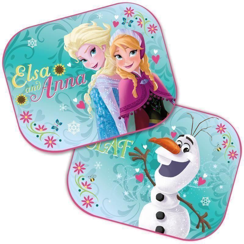 Set 2 parasolare auto Frozen Disney