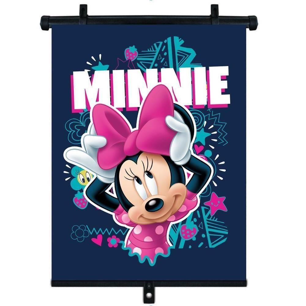 Parasolar auto retractabil Minnie Mouse SEV9309
