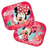 "Set 2 parasolare auto ""Happy Minnie"" SEV9314"