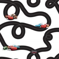 Rola tapet 10 X 0,52m Disney Cars TA01897