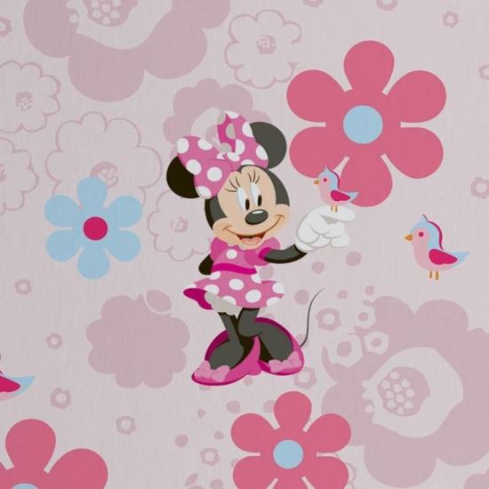 Rola tapet 10 X 0,52 m Minnie Mouse TA72199