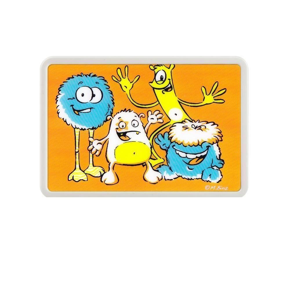 """Lampa de veghe cu leduri colorate KidsLight Creative """"Monstrii"""" REER 5276"""